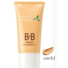 Avon BB cream health makeup natural  SPF33  30g   ref08969